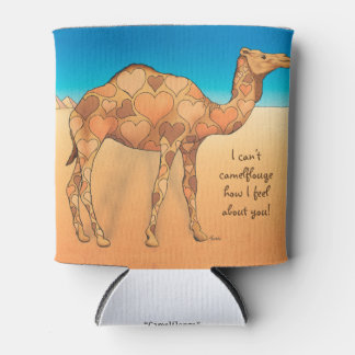 Camelflouge Can Cooler
