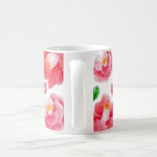 Camelia magnet coffee mug