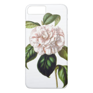 Camellia Flower iPhone case 8 Plus/7 Plus
