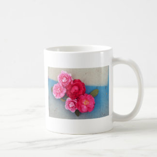 Camellia Flowers Coffee Mug