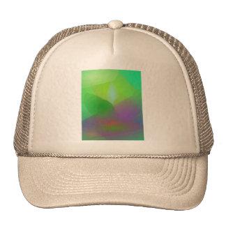 Camellia Green Haze Trucker Hat