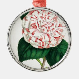 Camellia Metal Ornament