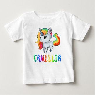 Camellia Unicorn Baby T-Shirt