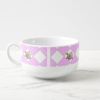 Camellias Soup Mug