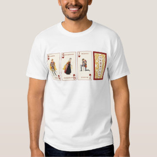 Camelot Cards T Shirt