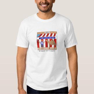 Camelot Cartoon T-shirt
