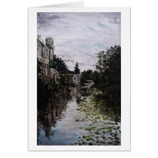 camelot greeting card