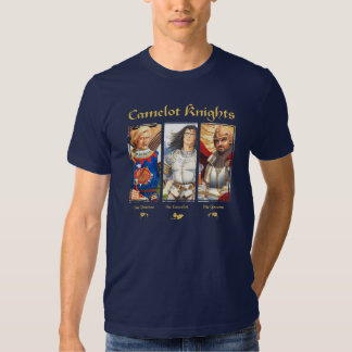 Camelot Knights Tee Shirts