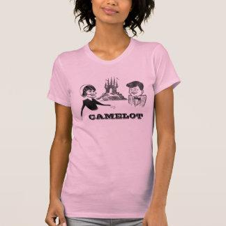 Camelot/Obamalot Spaghetti Top Shirt