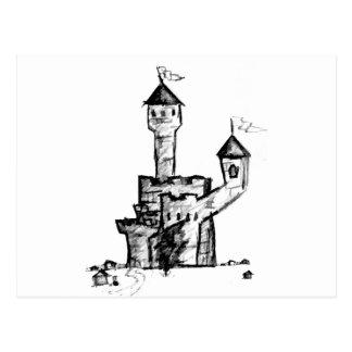 Camelot Postcard