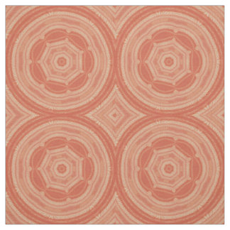 Camelot: Tapestry Coral Fabric
