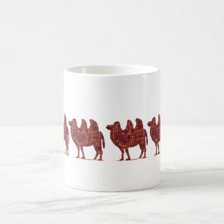 Camels Convoy Coffee Mug