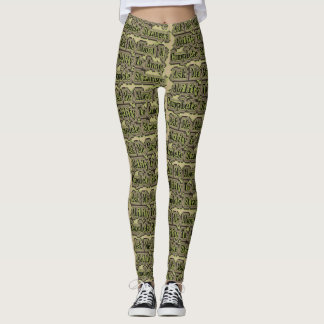 Cameo - Ability To Annoy Complete Strangers Leggings