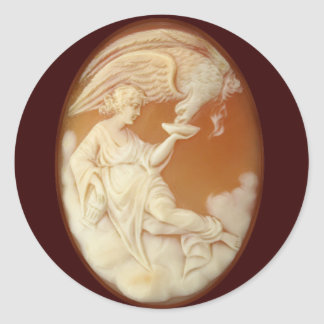 Cameo Sticker