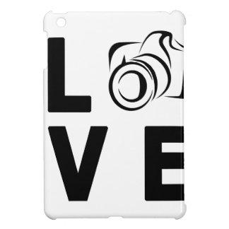 camera and love iPad mini covers
