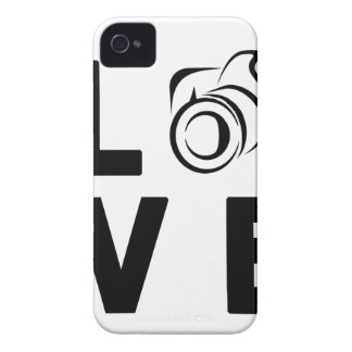 camera and love iPhone 4 Case-Mate case