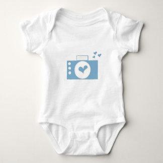 camera baby bodysuit