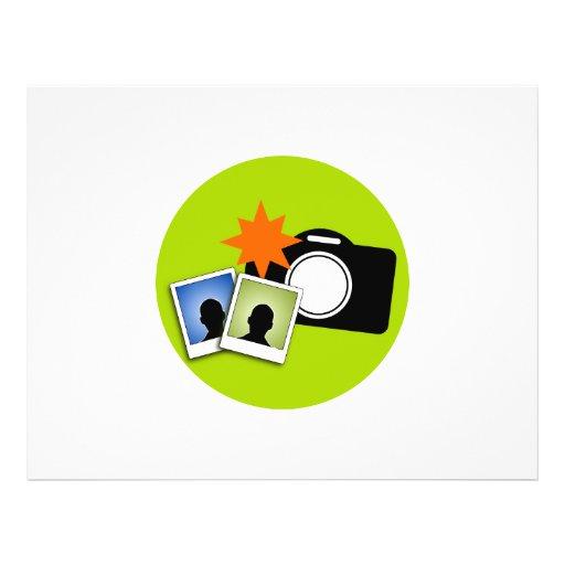 Camera clipart flyer