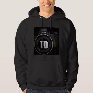 camera hoodie