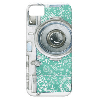 Camera image case for the iPhone 5