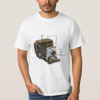 Camera image for Men's T-shirt