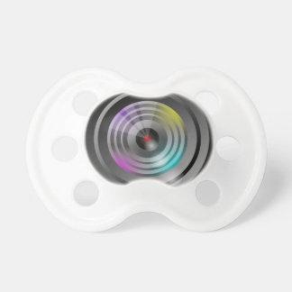 Camera Lens Pacifier