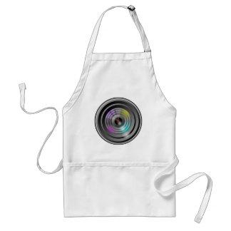 Camera Lens Standard Apron