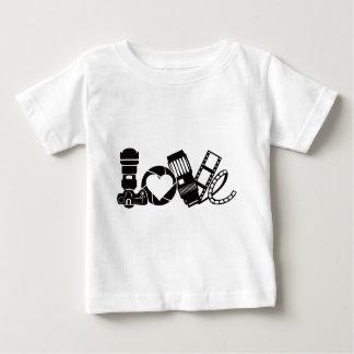 Camera Love Baby T-Shirt