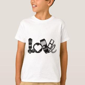 Camera Love T-Shirt