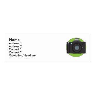 Camera Mini Business Card