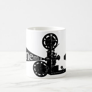 Camera - Movie Coffee Mug