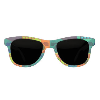 Camera pattern sunglasses