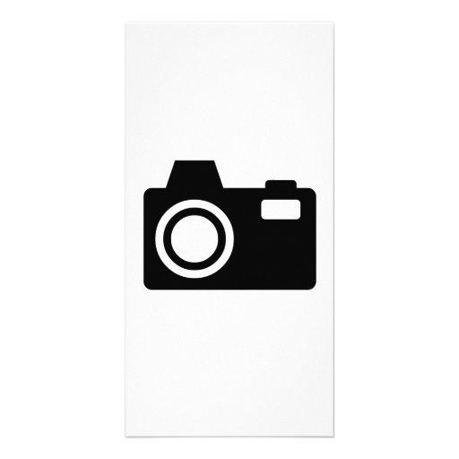 Camera Photo Card
