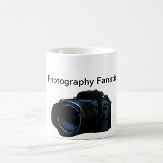 Camera photography coffee mug
