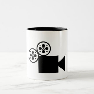 Camera ringer 11oz mug (white)