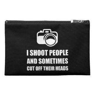 Camera Shoot Cut Head Travel Accessory Bags