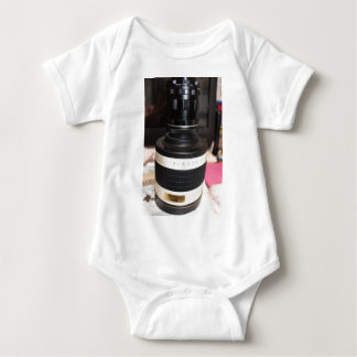 Camera Telescope Lens Baby Bodysuit