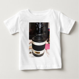 Camera Telescope Lens Baby T-Shirt