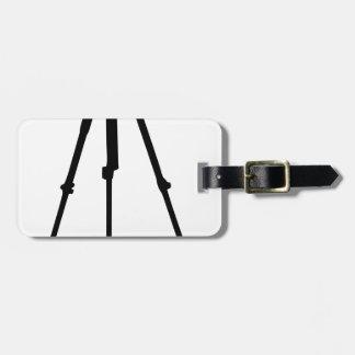 Camera Tripod Luggage Tag