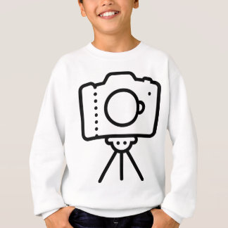 Camera Tripod Stand Sweatshirt