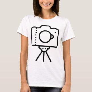 Camera Tripod Stand T-Shirt