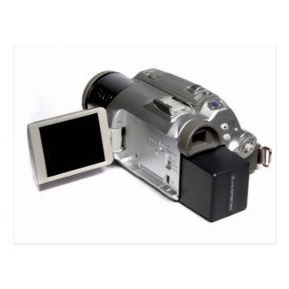 Caméra vidéo de Digitals Carte Postale