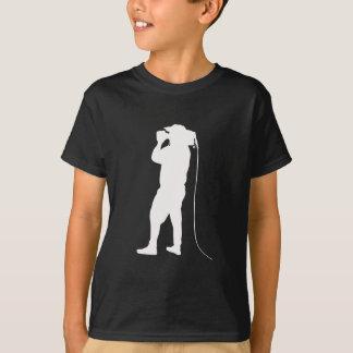 Cameraman Silhouette T-Shirt