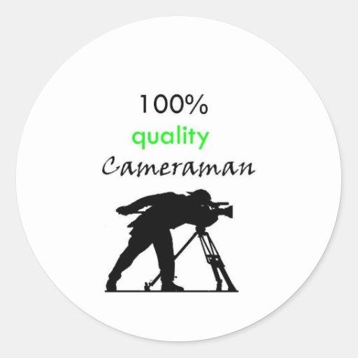 cameraman stickers