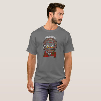 Cameron Clan Badge Adult T-Shirt