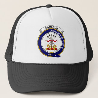 Cameron Clan Badge Trucker Hat