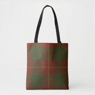Cameron Clan Tartan Tote Bag