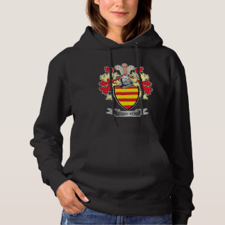 Cameron Family Crest Coat of Arms Hoodie