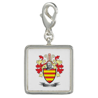 Cameron Family Crest Coat of Arms Photo Charm