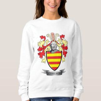 Cameron Family Crest Coat of Arms Sweatshirt